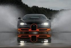 El nuevo Bugatti Veyron será más potente
