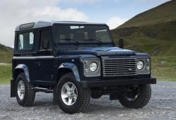 El nuevo Land Rover Defender llegará en 2015