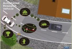 Ford, así es su sistema de conducción autónoma
