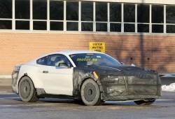 Ford Mustang GT350 2015, el nuevo Mustang estrenará una versión más potente