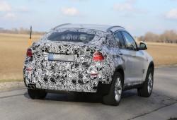 BMW X4 casi al descubierto