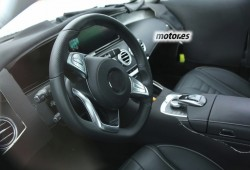 Mercedes Clase S Coupé se deja ver antes de su debut