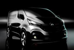 Renault Trafic, teaser de la nueva generación