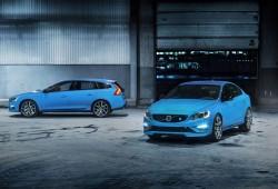 Los Volvo S60 y V60 Polestar limitados a 750 unidades cada uno