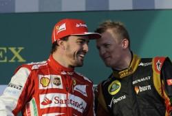 Massa apuesta por la victoria de Alonso en la lucha interna con Raikkonen