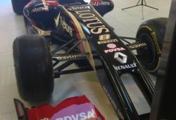 Nuevo Lotus E22 de Fórmula 1 2014