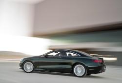 Mercedes-Benz Clase S Coupé, todos sus datos e imágenes