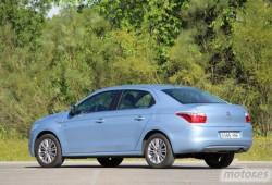 Citroën sortea tres C-Elysée