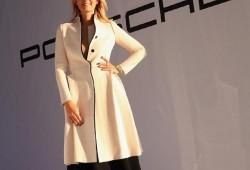 Porsche hace entrega de un Panamera GTS a Maria Sharápova