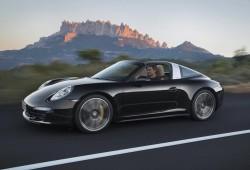 Porsche llevará el 911 Targa Turbo a Ginebra