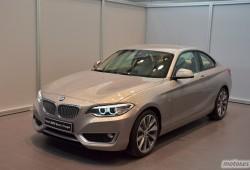 BMW Serie 2 Coupé, primer contacto (I): Diseño, habitabilidad y maletero