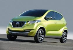 Datsun redi-GO Concept,el pequeño crossover desvelado en Delhi