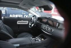 Se filtra una imagen del Mercedes-Benz Clase S Coupé