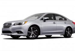 Subaru Legacy 2015, primeras imágenes al descubierto
