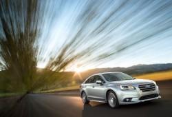 Subaru Legacy 2015, una renovación continuista