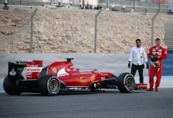 Sergio Perez, el más rápido en el inicio de la recta final de la pretemporada