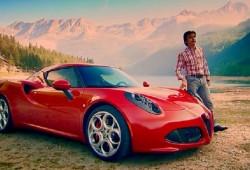 Top Gear S21E02, con el Alfa Romeo 4C y el McLaren P1 como protagonistas
