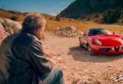 Top Gear S21E04, al volante del Alfa Romeo Disco Volante y varios Caterham