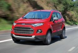 Argentina - Enero 2014: Ford Ecosport, el más vendido