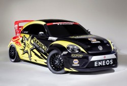 Volkswagen Beetle RallyCross, más de 560 CV para competir en el Red Bull GRC