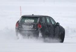 Volvo XC90 2015 inicia las pruebas en el frío circulo ártico