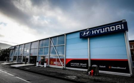 Dani Sordo pilotará el tercer Hyundai en el Rally de Portugal