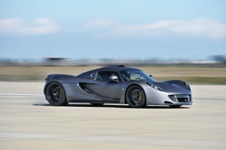 El Hennessey Venom GT alcanza los 435 Km/h