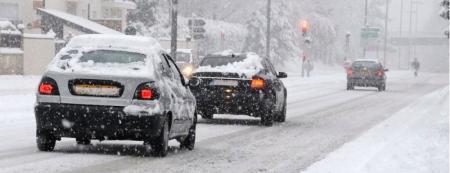 Neumáticos de invierno para viajar seguros en caso de nieve y lluvia