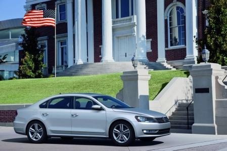 Volkswagen, segundo fabricante mundial en 2013