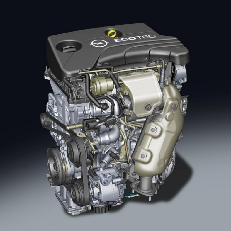 Opel Adam, nuevos motores de tres cilindros 1.0 SIDI