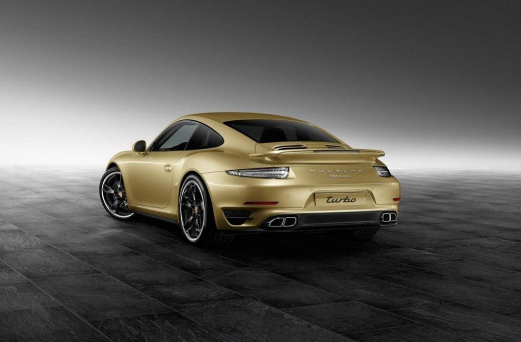Porsche 911 Turbo Exclusive