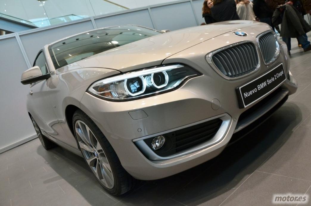 BMW Serie 2 Coupé, primer contacto (II): Motores, equipamiento y precios