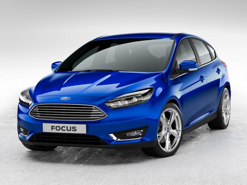 Se filtra el nuevo Ford Focus
