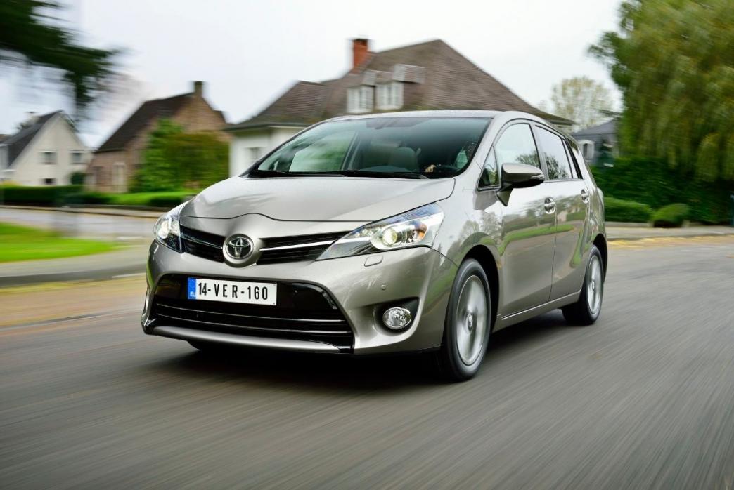 Toyota Verso 2014, ya a la venta