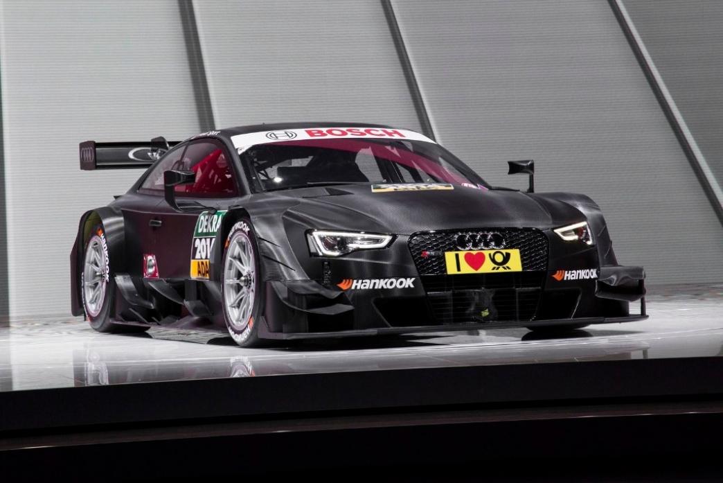 Audi RS5 DTM 2014