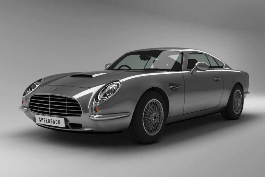 David Brown Automotive Speedback, trayendo el Aston Martin DB5 al presente