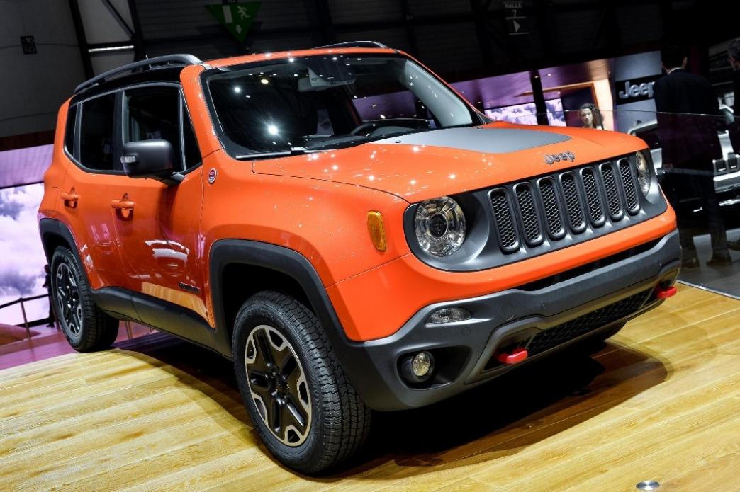 Jeep Renegade 2014, ya es oficial