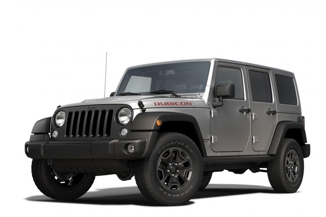 Jeep Wrangler Rubicon X Package, edición limitada