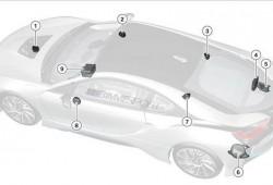 BMW i8: Sistema de Sonido Activo