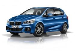 BMW Serie 2 Active Tourer M Sport: pack M en el nuevo monovolumen