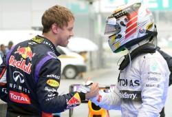 Vettel: ''La Q3 de la pole no ha sido perfecta pero estoy contento''
