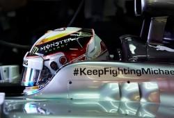 El ex médico de la F1, muy pesimista con respecto a Schumacher