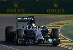 En Mercedes se quitan el cartel de favoritos