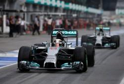 Fin de semana perfecto para Mercedes