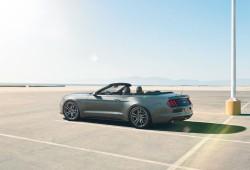 Ford explica la aerodinámica del Mustang