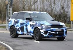 El Range Rover Sport R-S 2015 se deja ver en detalle