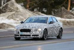 Jaguar XE 2015, nuevas fotos espía