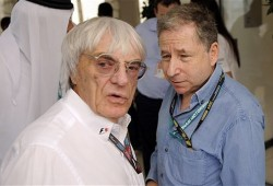 Jean Todt habla sobre la nueva F1