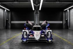 Toyota TS040 Hybrid LMP1