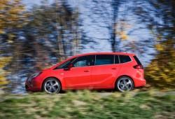 Opel Zafira Tourer, ahora con motor 1.6 Turbo de 200 CV y sistema IntelliLink